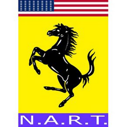 mark for N.A.R.T., trademark #85551876