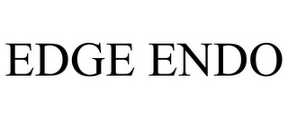 mark for EDGE ENDO, trademark #85552075