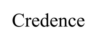 mark for CREDENCE, trademark #85552078
