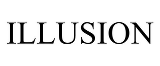 mark for ILLUSION, trademark #85552086