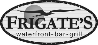 mark for FRIGATE'S WATERFRONT BAR GRILL, trademark #85552186