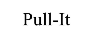 mark for PULL-IT, trademark #85552972