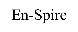 mark for EN-SPIRE, trademark #85553322