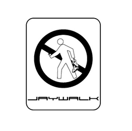 mark for JAYWALK, trademark #85553350