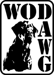 mark for WODDAWG, trademark #85553366