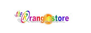 mark for THE ORANGIESTORE, trademark #85553551
