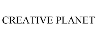mark for CREATIVE PLANET, trademark #85553726