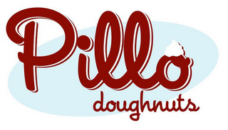 mark for PILLO DOUGHNUTS, trademark #85554219
