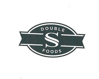 mark for DOUBLE S FOODS, trademark #85554533