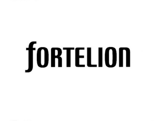 mark for FORTELION, trademark #85554695