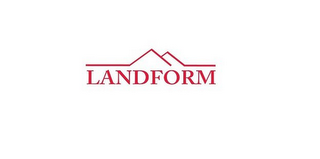 mark for LANDFORM, trademark #85554848