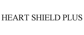 mark for HEART SHIELD PLUS, trademark #85555237