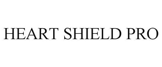 mark for HEART SHIELD PRO, trademark #85555304