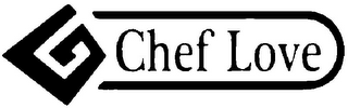 mark for CHEF LOVE, trademark #85555354