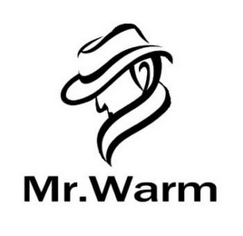 mark for MR. WARM, trademark #85555734
