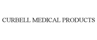 mark for CURBELL MEDICAL PRODUCTS, trademark #85555804
