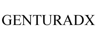mark for GENTURADX, trademark #85555937