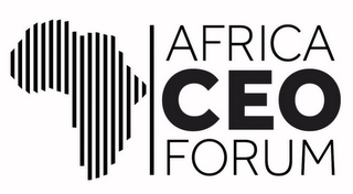 mark for AFRICA CEO FORUM, trademark #85555967
