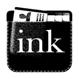 mark for INK, trademark #85556039