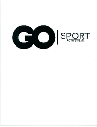 mark for GO SPORT ACTIVEWEAR, trademark #85556059