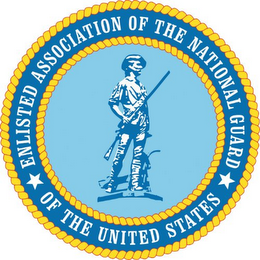 mark for ENLISTED ASSOCIATION OF THE NATIONAL GUARD OF THE UNITED STATES, trademark #85556099
