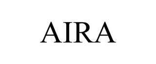mark for AIRA, trademark #85556361