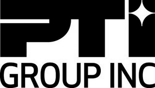 mark for PTI GROUP INC, trademark #85556495