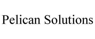 mark for PELICAN SOLUTIONS, trademark #85556556