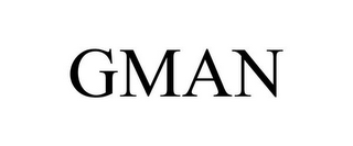 mark for GMAN, trademark #85556829