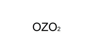 mark for OZO2, trademark #85556833