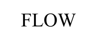mark for FLOW, trademark #85557814