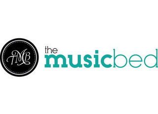 mark for THE MUSICBED, trademark #85557930