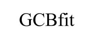 mark for GCBFIT, trademark #85557986