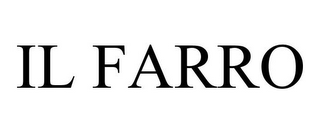 mark for IL FARRO, trademark #85558044