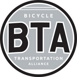 mark for BTA BICYCLE TRANSPORTATION ALLIANCE, trademark #85558081