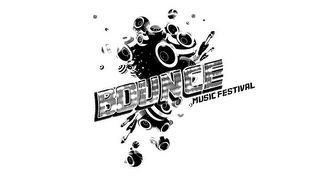 mark for BOUNCE MUSIC FESTIVAL, trademark #85558338