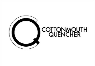 mark for CQ COTTONMOUTH QUENCHER, trademark #85558363