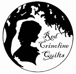 mark for RED CRINOLINE QUILTS, trademark #85558753