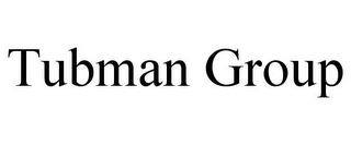 mark for TUBMAN GROUP, trademark #85559241