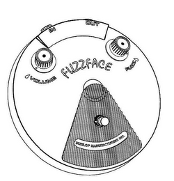 mark for VOLUME FUZZFACE FUZZ DUNLOP MANUFACTURING INC.IN OUT, trademark #85559291