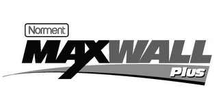 mark for NORMENT MAXWALL PLUS, trademark #85560004