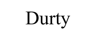 mark for DURTY, trademark #85560032