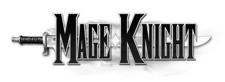 mark for MAGE KNIGHT, trademark #85560309
