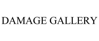 mark for DAMAGE GALLERY, trademark #85560371