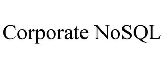 mark for CORPORATE NOSQL, trademark #85560552