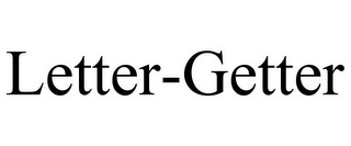 mark for LETTER-GETTER, trademark #85560647