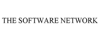 mark for THE SOFTWARE NETWORK, trademark #85560933