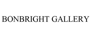 mark for BONBRIGHT GALLERY, trademark #85561029