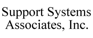 mark for SUPPORT SYSTEMS ASSOCIATES, INC., trademark #85561322