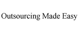 mark for OUTSOURCING MADE EASY, trademark #85561636